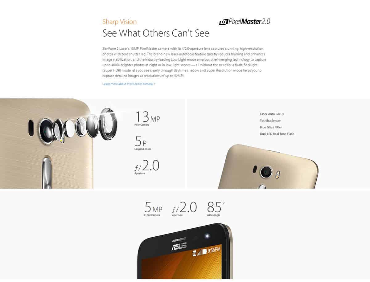 ASUS ZenFone 2 Laser GB 07