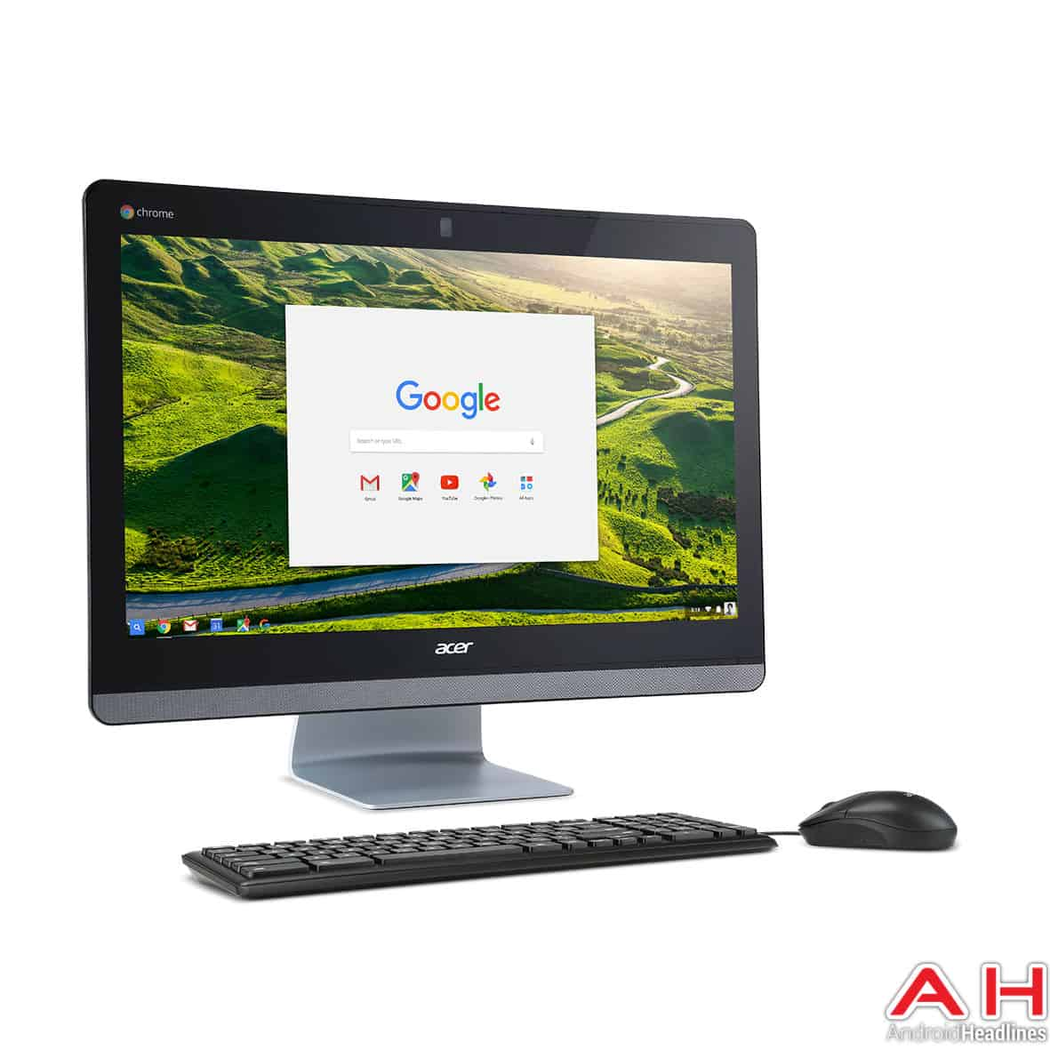 Acer Chromebase 24 Press AH-4