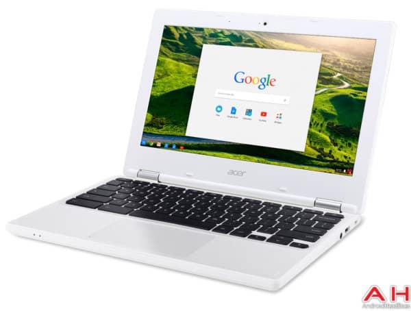 Acer Chromebook 11 CB3-131 Press AH-4