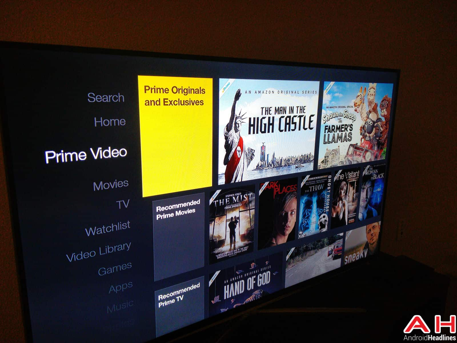Amazon Fire TV Stick AH-81