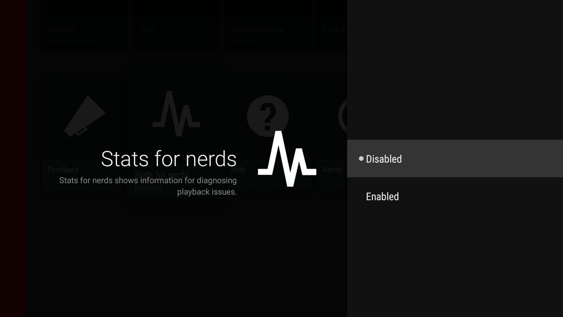 Android TV YouTube Update 2