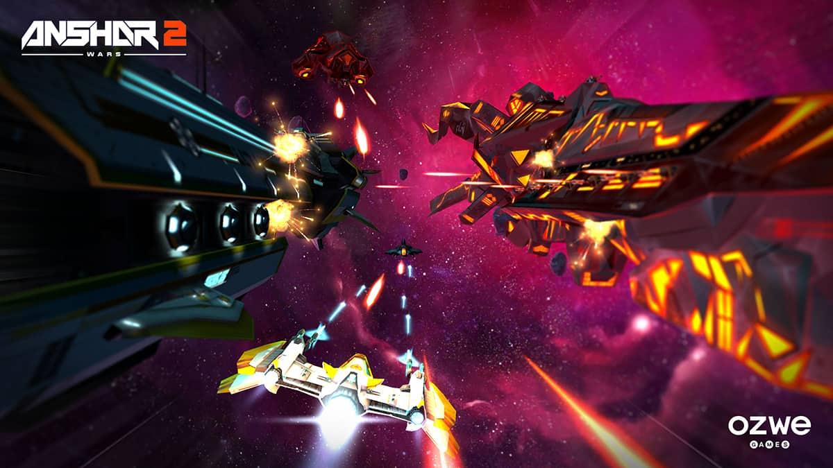 Anshar War 2 VR Game 1