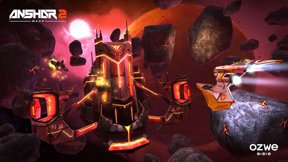 Anshar War 2 VR Game 3