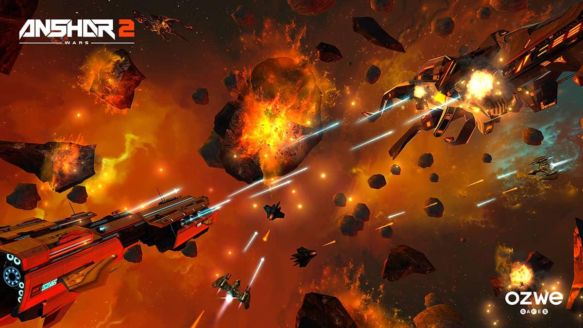Anshar War 2 VR Game 4
