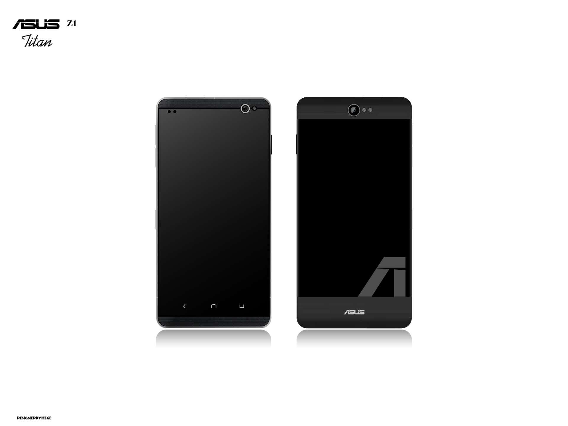 Asus Z1 Titan concept 2
