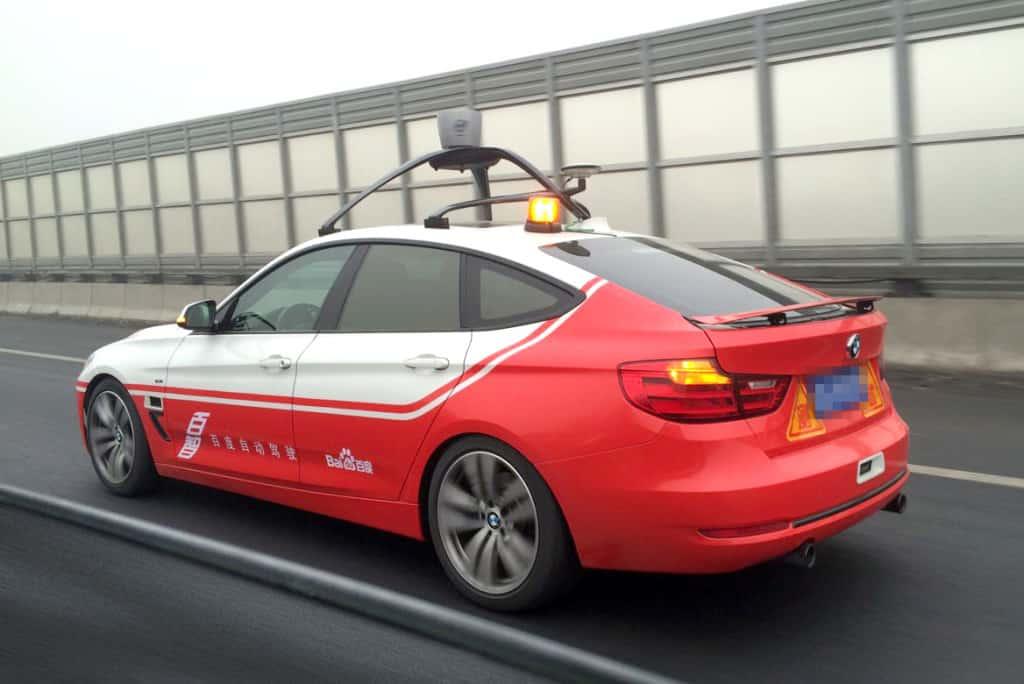 Baidu Car Road Test Photo 2 KK