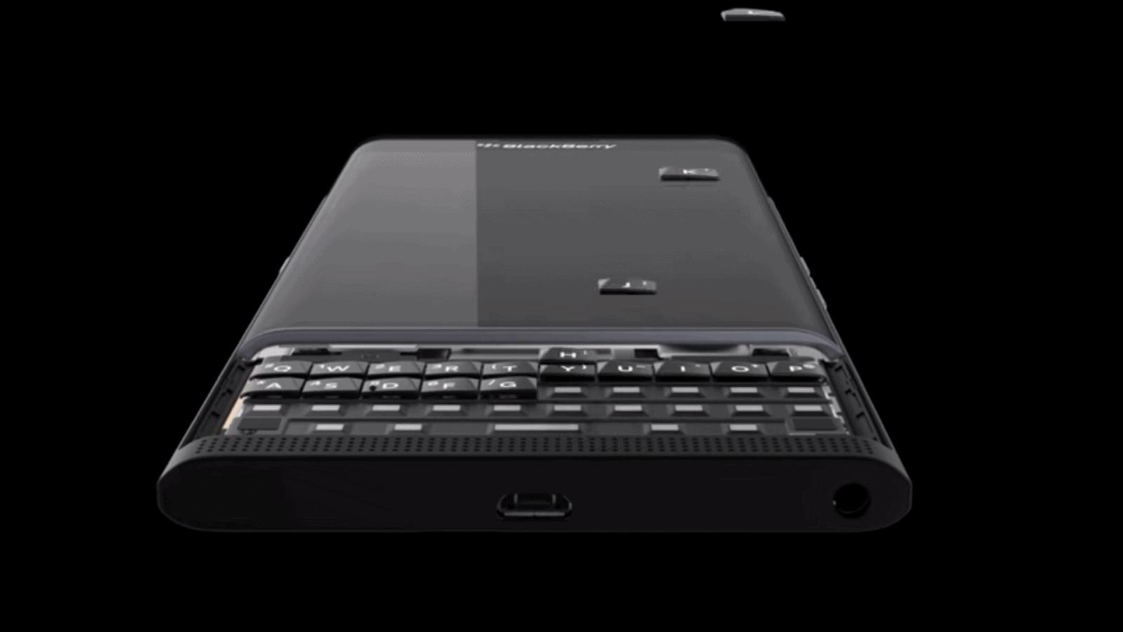 BlackBerry Priv Assembly Video