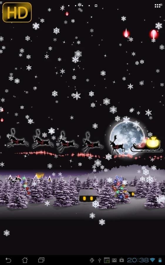 Christmas Live Wallpaper 02