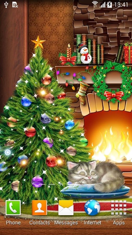 Christmas Live Wallpaper 03