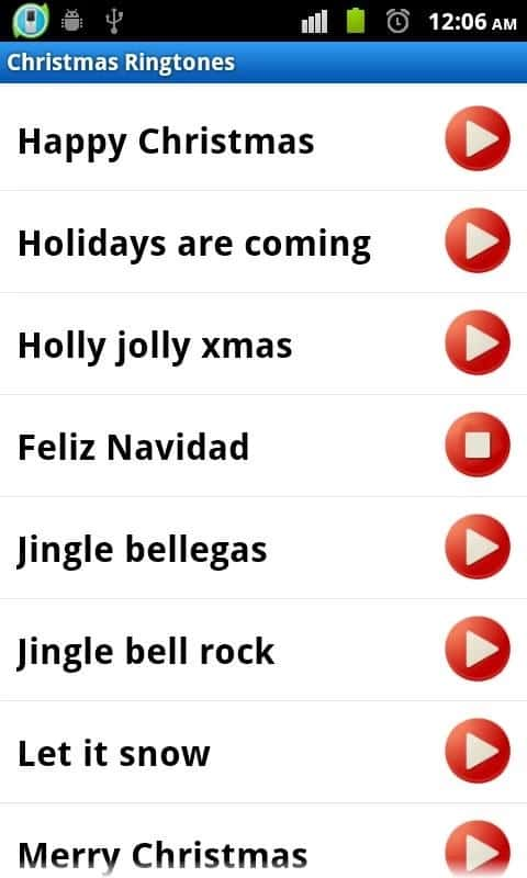 Christmas Ringtones 2