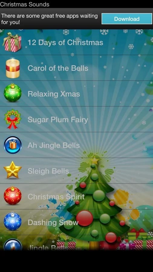 Christmas Ringtones Free 2