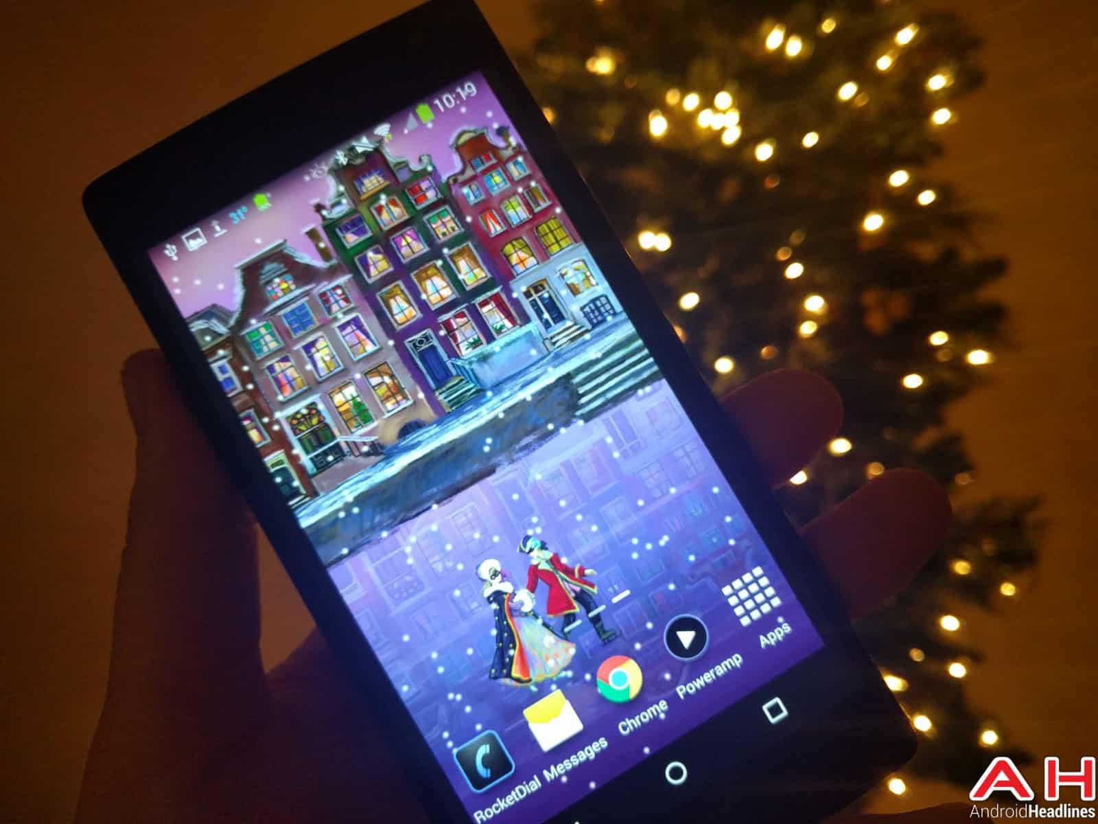 Christmas Wallpaper Apps AH-1