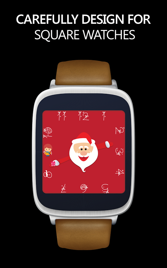Christmas Watch Face 2