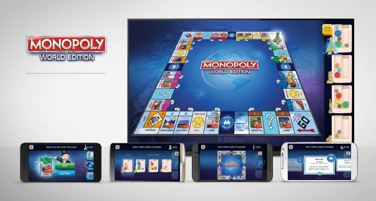 Chromecast Monopoly