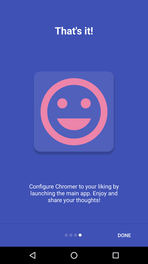 Chromer Play Store 3
