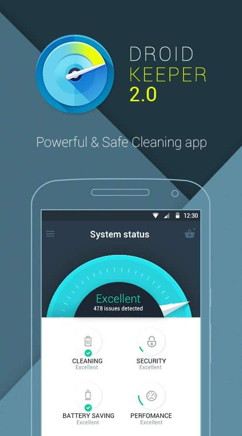 Droid Keeper 2.0 official image_1