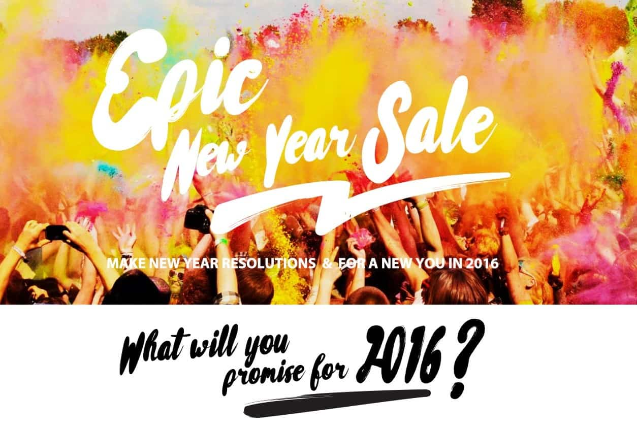 Geabest New Years sale