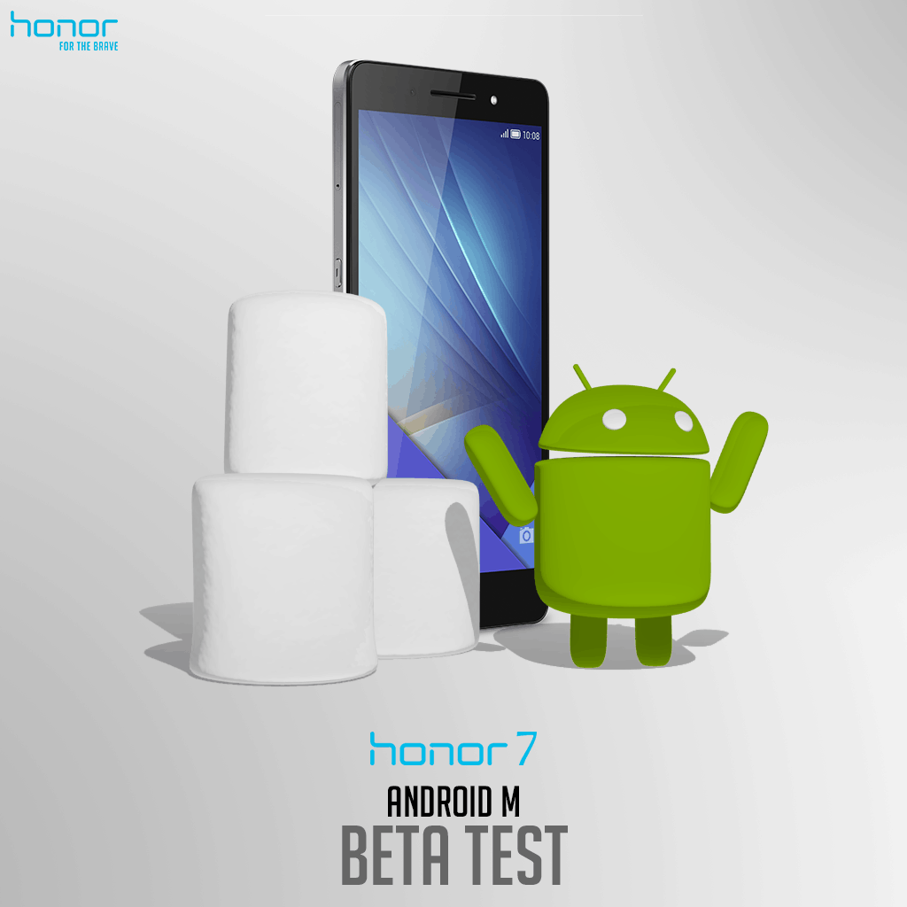 Honor 7 Android M Beta Test