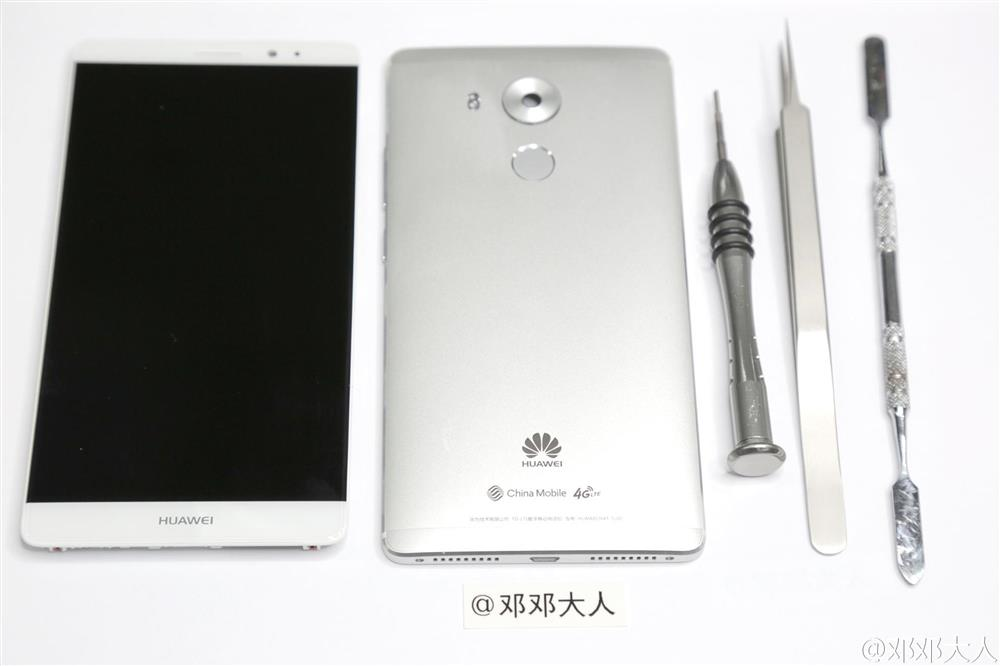 Huawei Mate 8 teardown_1