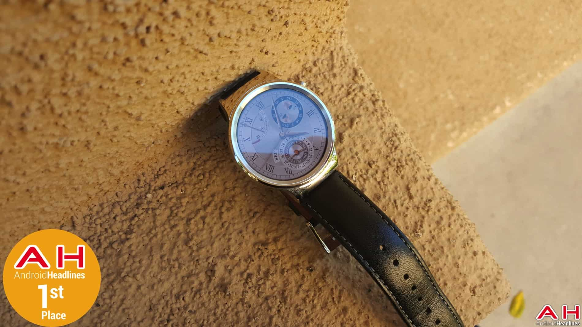 Huawei Watch 1st Place 2015