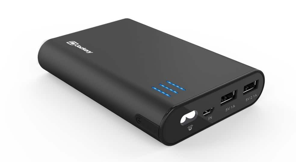 Jackery Giant+ Dual USB Portable Battery Charger 05