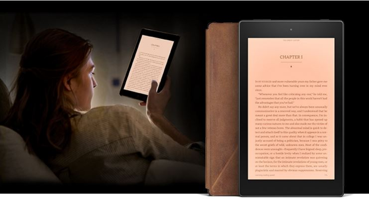 Kindle Fire HD 8 Reader's Edition