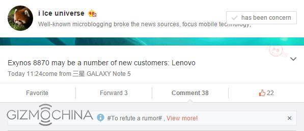 Lenovo Exynos 8870 rumor_1