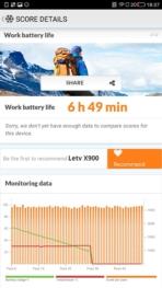 Letv Le Max AH Screenshot battery