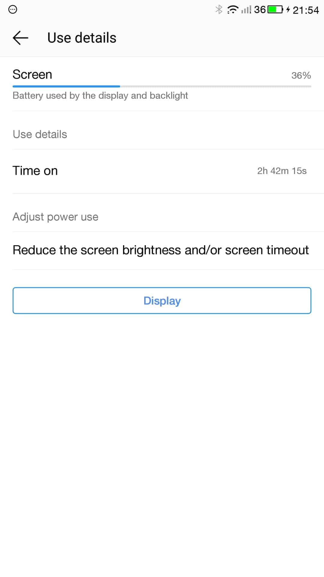 Letv Le Max AH Screenshot battery 2