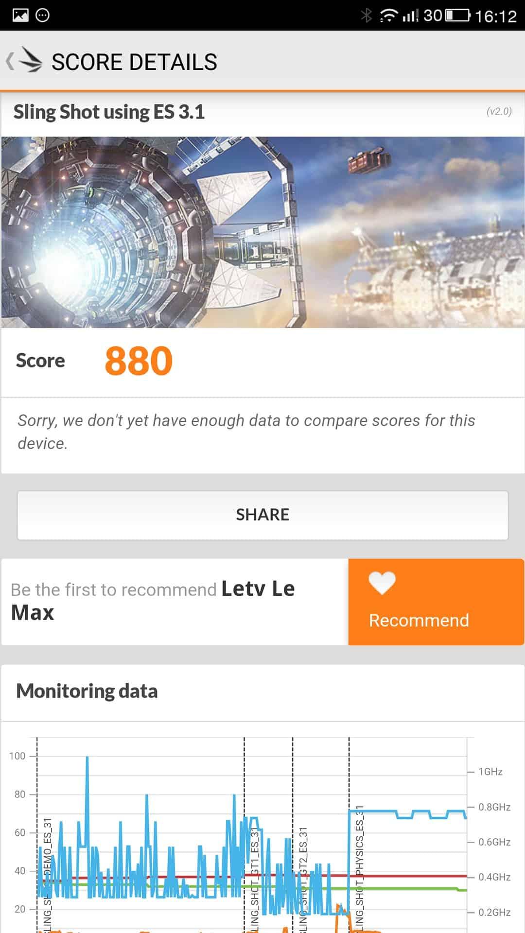 Letv Le Max AH Screenshot benchmark 3