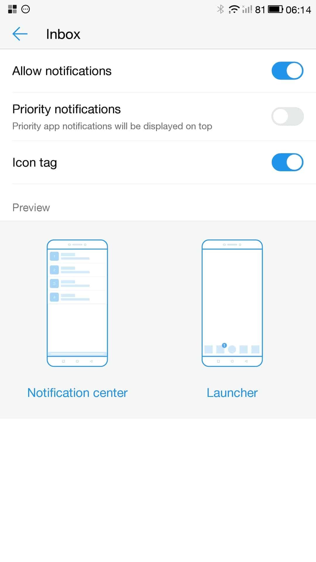 Letv Le Max AH Screenshot notifications 4