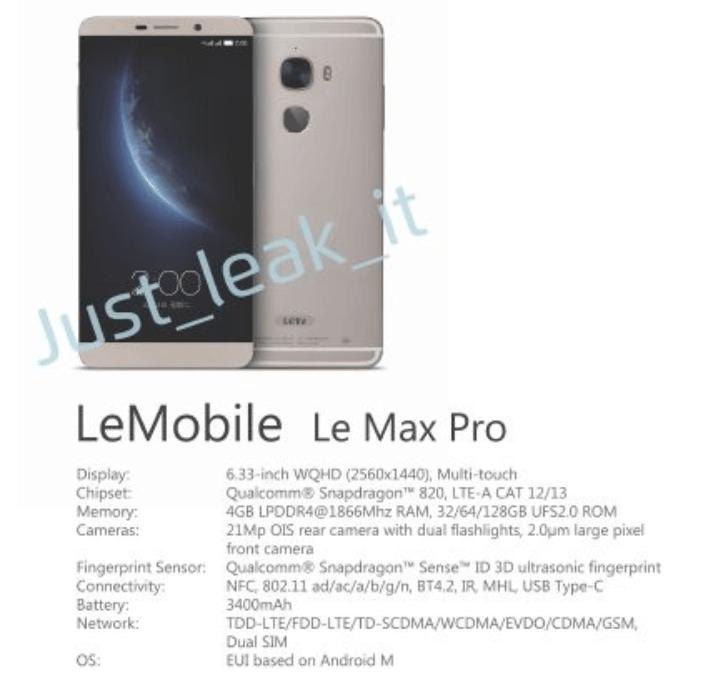 Letv Le Max Pro leak_41