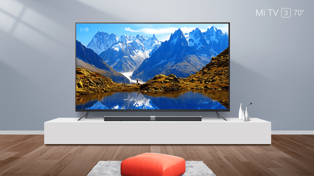 Xiaomi Announces 70inch 4K Mi TV Smart