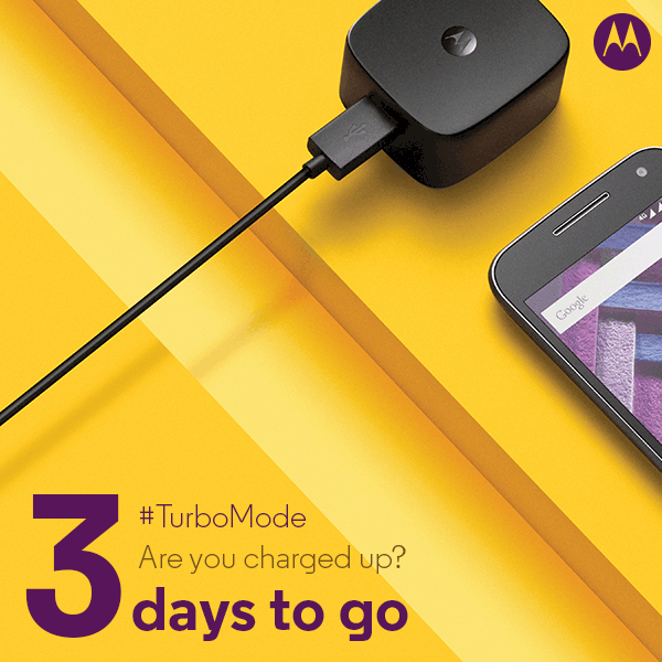 Moto G Turbo India Teaser