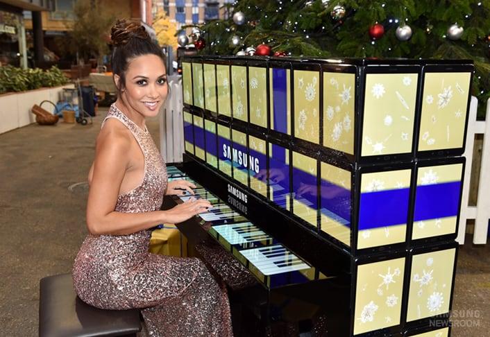 Myleene Klass Galasy Tab S2 Piano KK