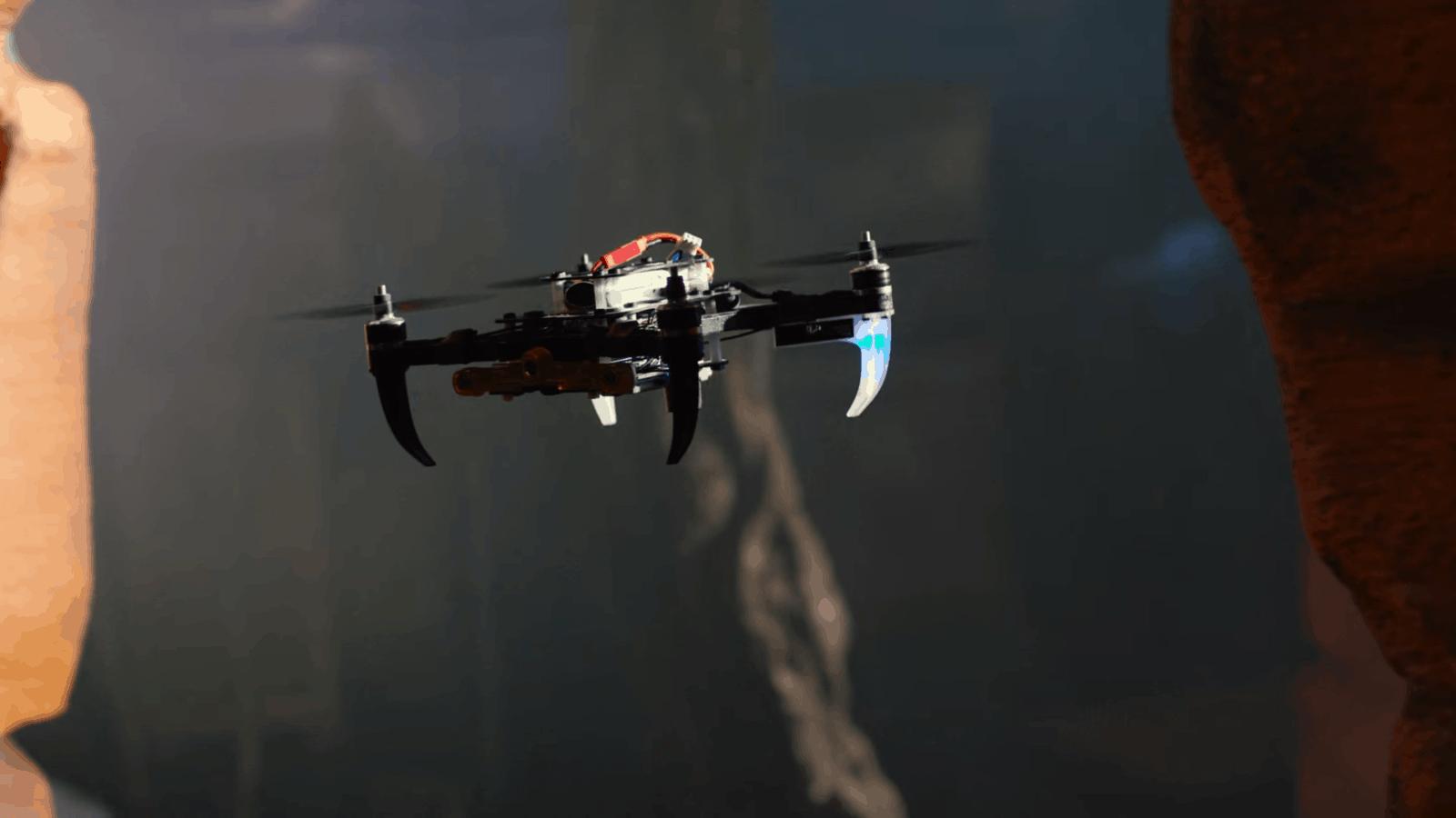 Qualcomm Snapdragon Flight Drone Demo Video