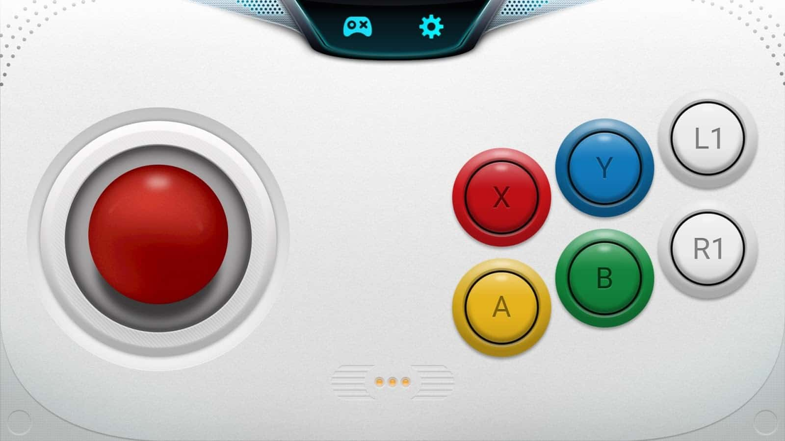 S Console Gamepad 1