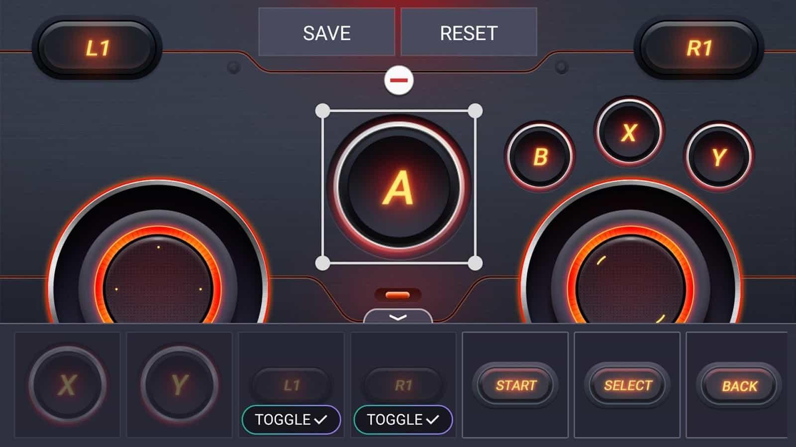 S Console Gamepad 4