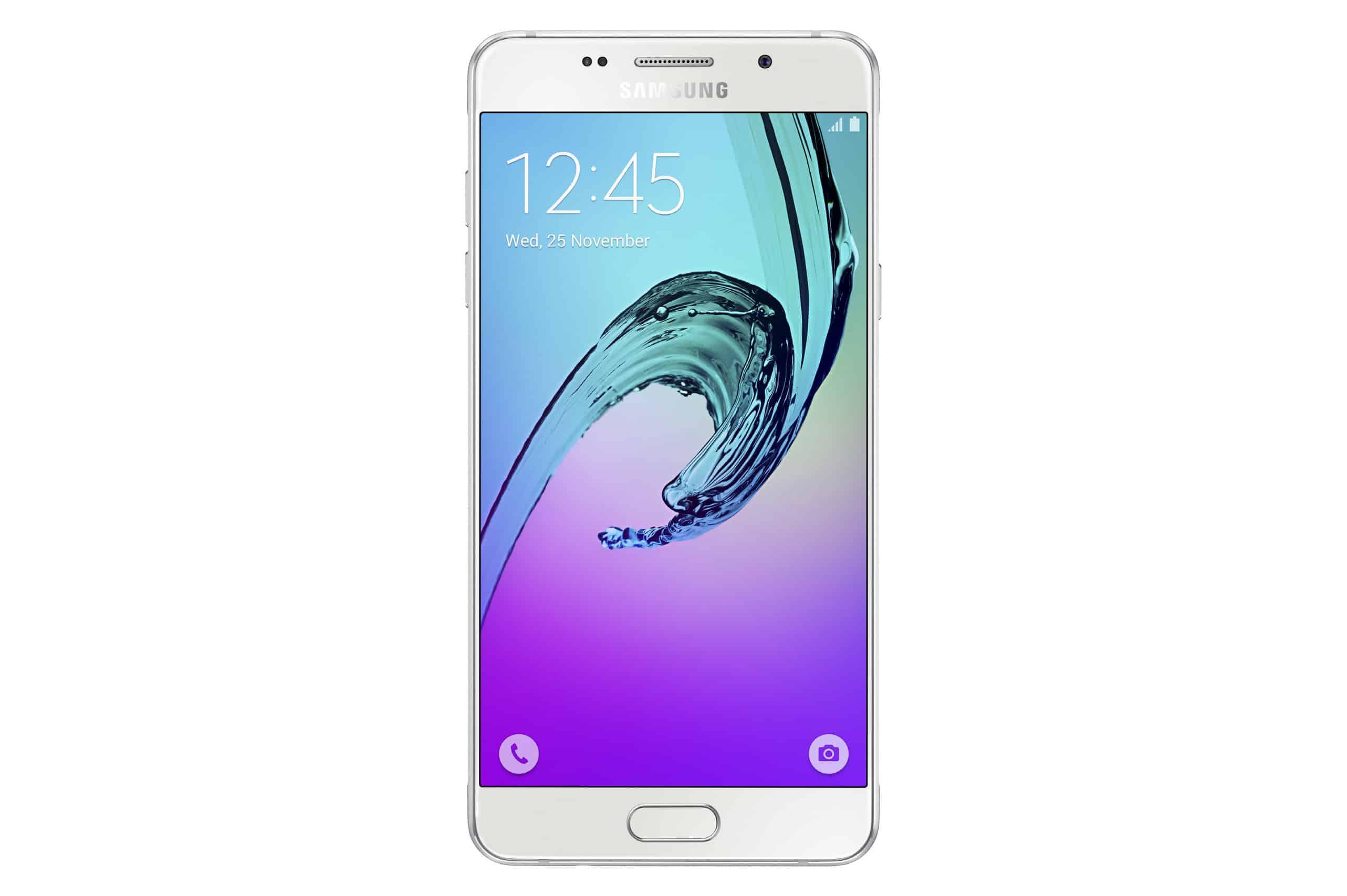 Samsung Galaxy A3 A5 A7 2nd gen 3