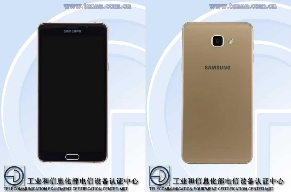 Samsung Galaxy A9 TENAA_5
