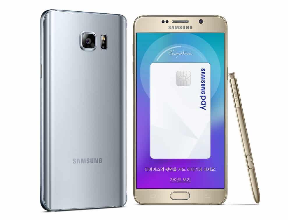 Samsung Galaxy Note 5 128GB model_1