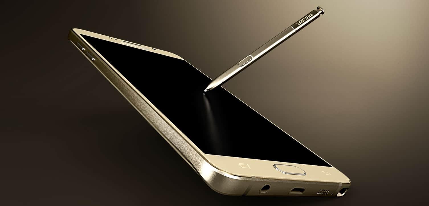 Samsung Galaxy Note 5 128GB model_2