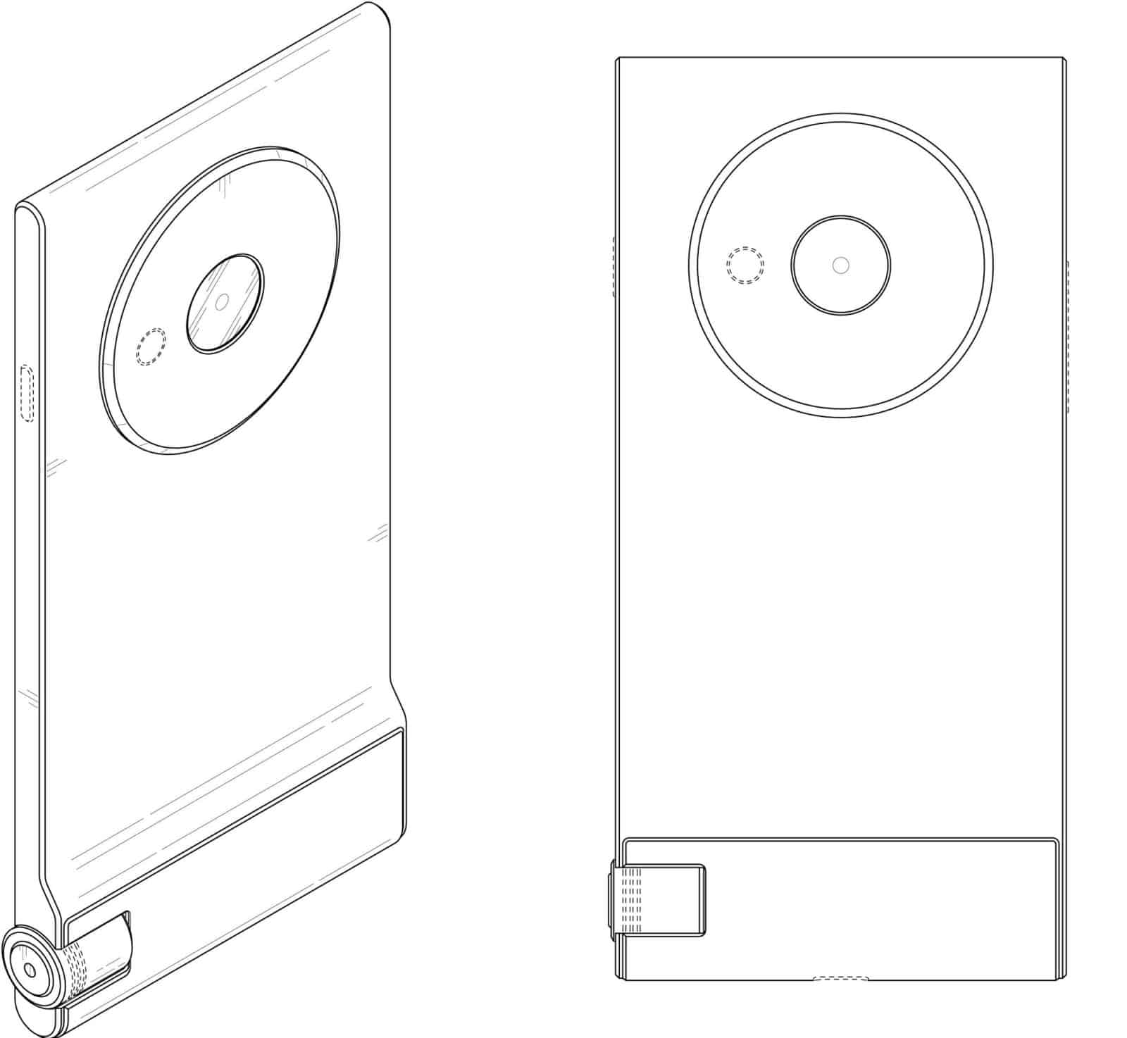 Samsung camera patent