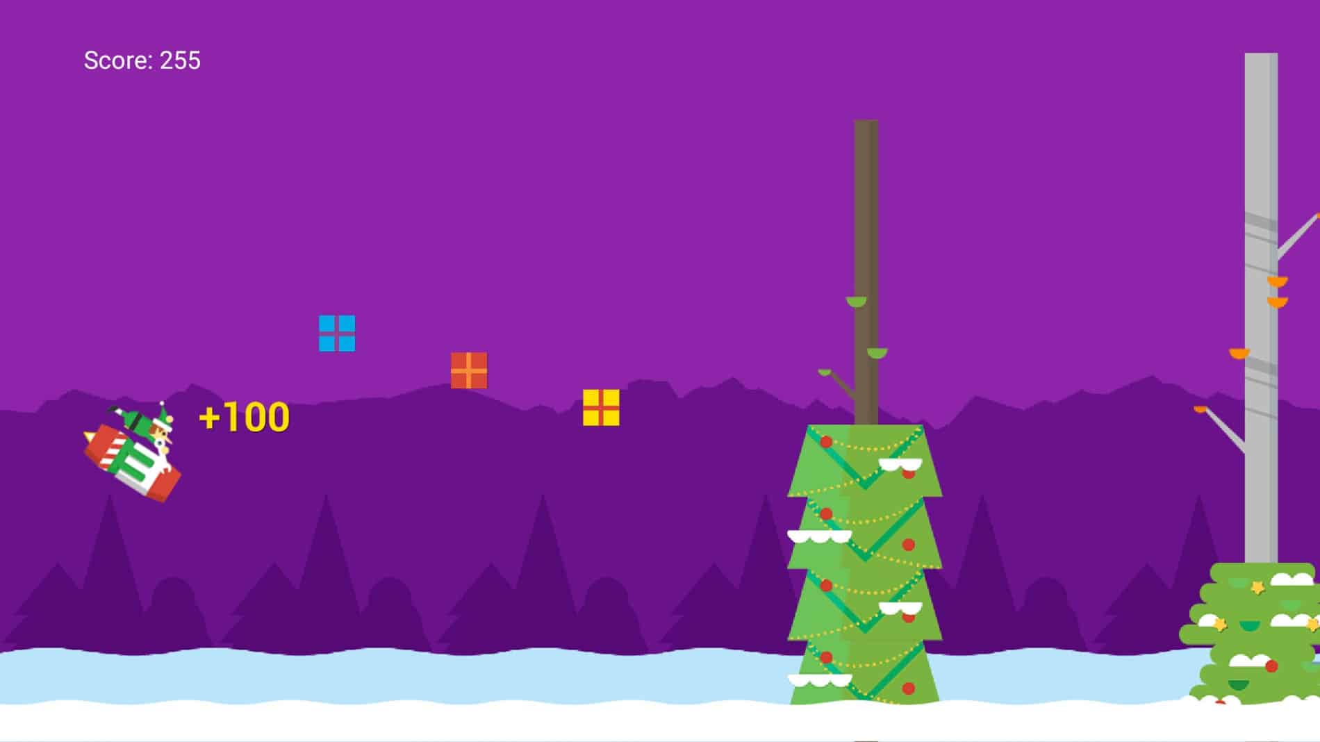 Santa Tracker Android TV 5