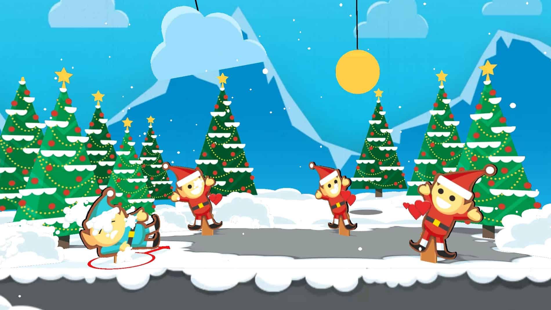 Santa Tracker Android TV 7