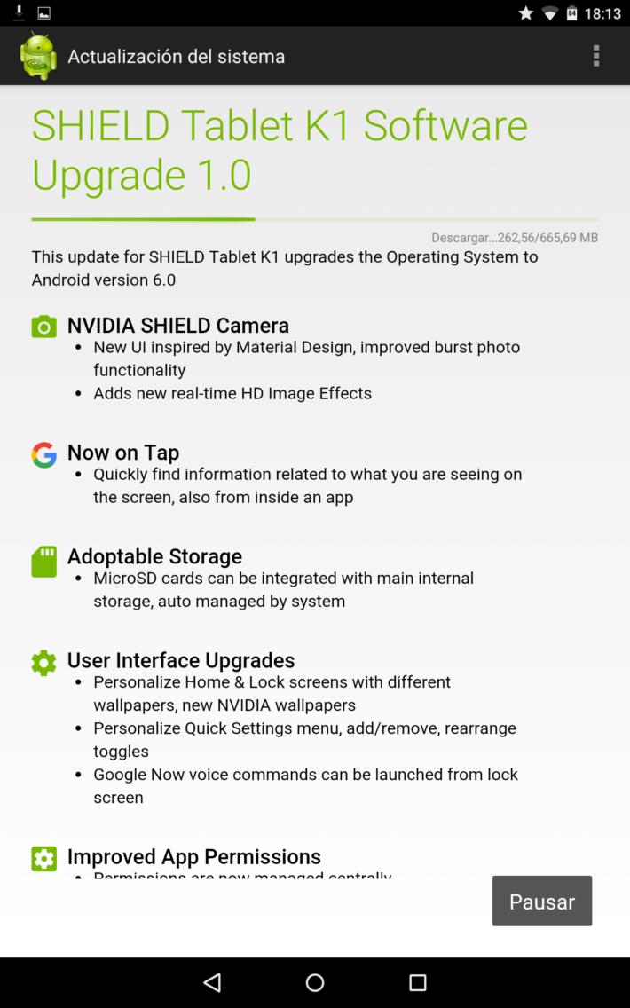 NVIDIA-Shield-K1-Marshmallow-Update