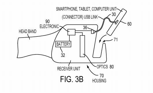 Sony VR Headset Patent 1