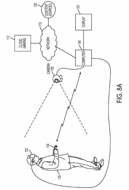 Sony VR Headset Patent 11