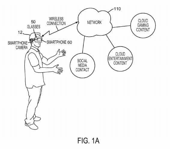 Sony VR Headset Patent 3