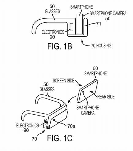 Sony VR Headset Patent 4